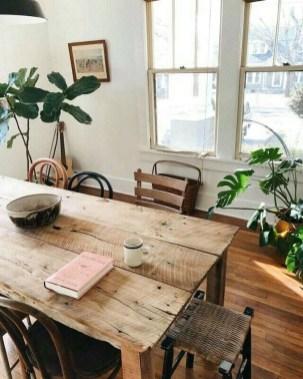 Stunning Small Dining Room Table Ideas25