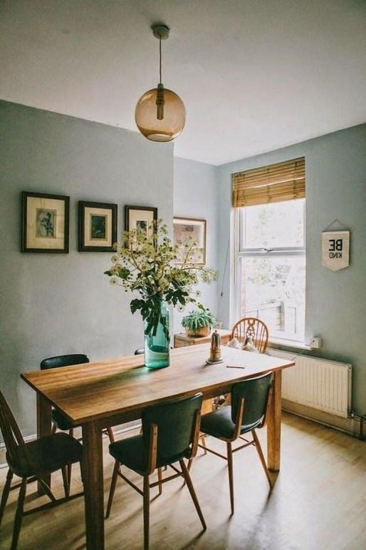Stunning Small Dining Room Table Ideas46