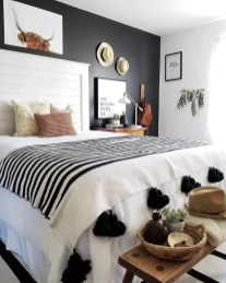 Amazing Black Bedroom Design Ideas For Home11