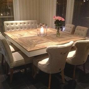 Captivating Dining Room Tables Design Ideas20