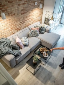Creative Industrial Living Room Designs Ideas04