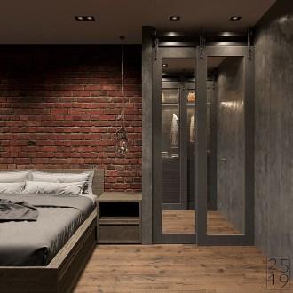 Creative Industrial Living Room Designs Ideas09