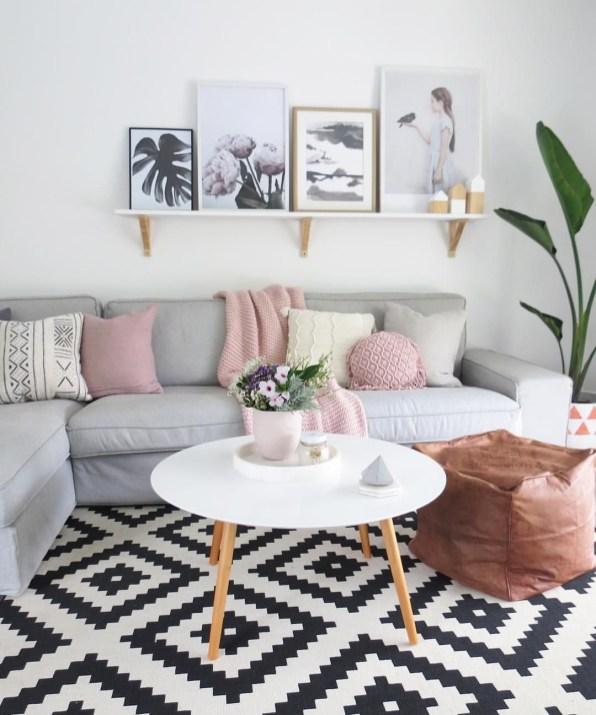 Creative Industrial Living Room Designs Ideas31