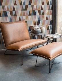 Creative Industrial Living Room Designs Ideas37