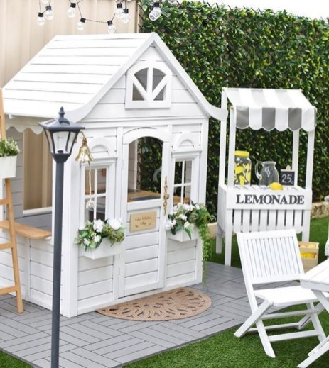 Elegant Play Garden Design Ideas For Kids18