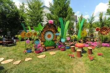 Elegant Play Garden Design Ideas For Kids20