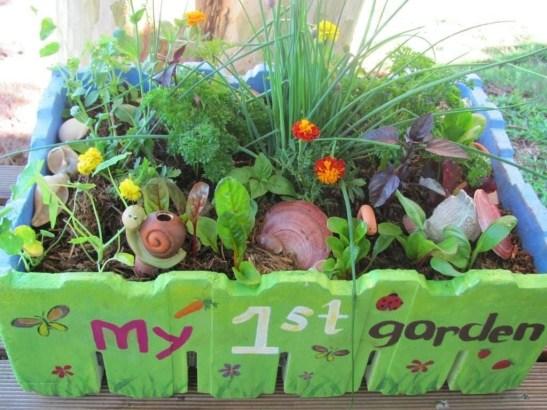 Elegant Play Garden Design Ideas For Kids28