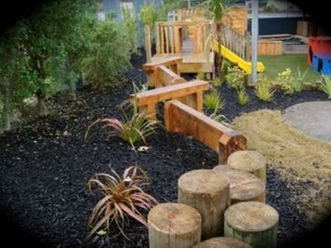 Elegant Play Garden Design Ideas For Kids29