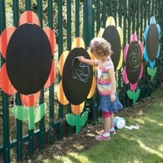 Elegant Play Garden Design Ideas For Kids36