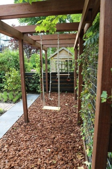 Elegant Play Garden Design Ideas For Kids37