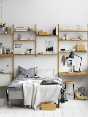 Excellent Scandinavian Bedroom Interior Design Ideas08