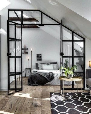 Excellent Scandinavian Bedroom Interior Design Ideas33