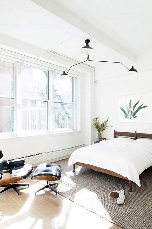 Excellent Scandinavian Bedroom Interior Design Ideas48