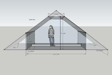 Fascinating Small Attic Bathroom Design Ideas34