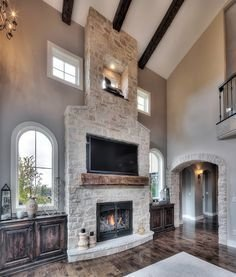 Impressive Stone Veneer Wall Design Ideas04