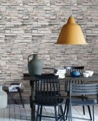 Impressive Stone Veneer Wall Design Ideas13
