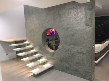 Impressive Stone Veneer Wall Design Ideas27