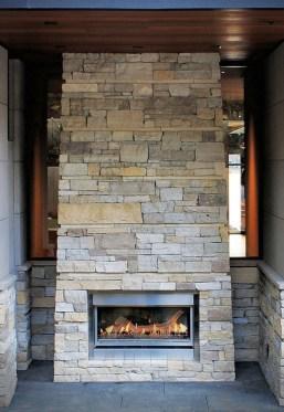 Impressive Stone Veneer Wall Design Ideas40