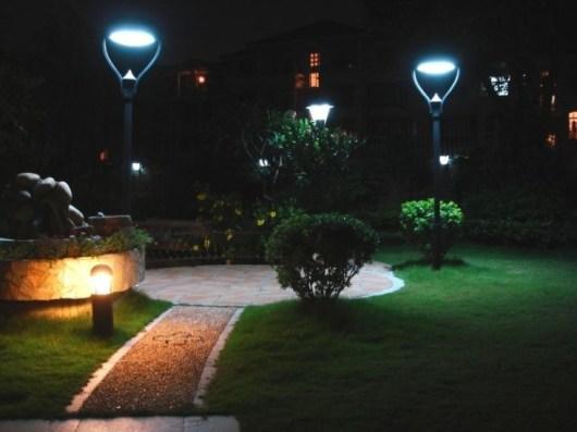 Latest Outdoor Lighting Ideas For Garden01