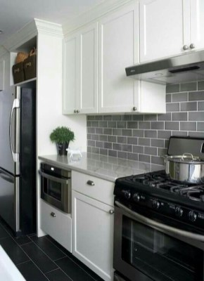 Perfect Kitchen Backsplash Design Ideas25