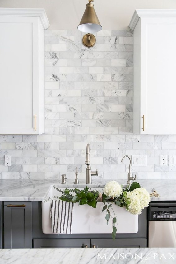 Perfect Kitchen Backsplash Design Ideas49