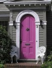 Perfect Painted Exterior Door Ideas37