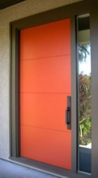 Perfect Painted Exterior Door Ideas38