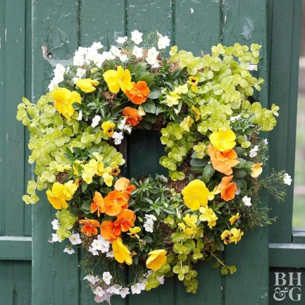 Simple Small Flower Gardens And Plants Ideas30