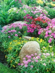 Simple Small Flower Gardens And Plants Ideas33