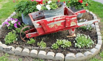 Simple Small Flower Gardens And Plants Ideas41