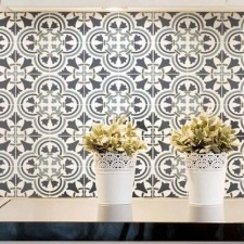 Unique Wall Tiles Design Ideas For Living Room29
