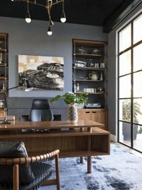 Vintage Home Office Design Ideas22
