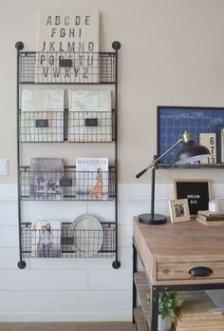 Vintage Home Office Design Ideas27