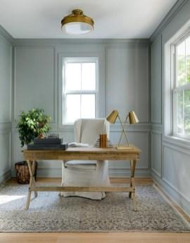 Vintage Home Office Design Ideas39