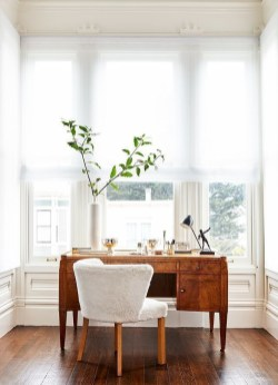 Vintage Home Office Design Ideas41
