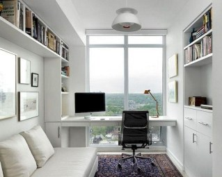 Vintage Home Office Design Ideas46