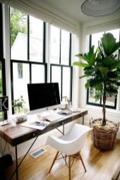 Vintage Home Office Design Ideas47