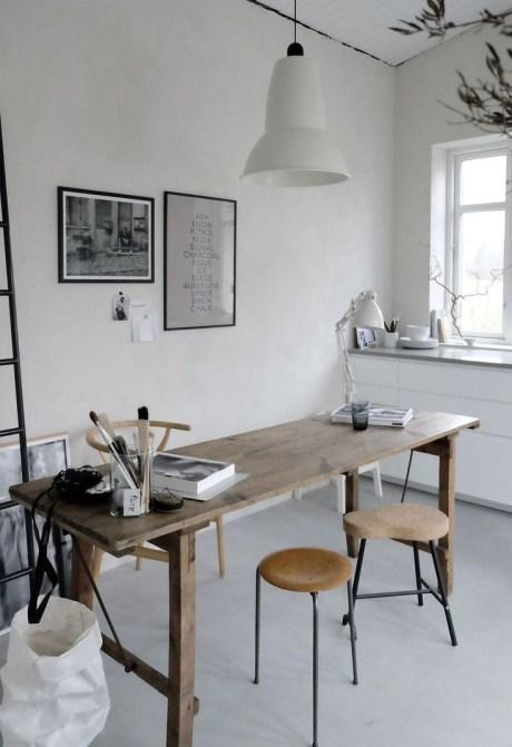 Vintage Home Office Design Ideas48