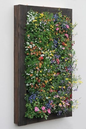 Brilliant Vertical Gardening Ideas43