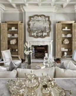 Comfy French Home Decoration Ideas28