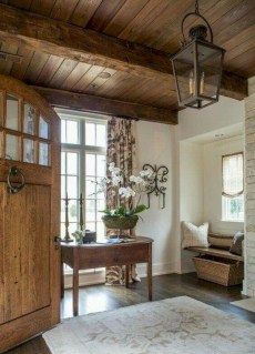 Comfy French Home Decoration Ideas43