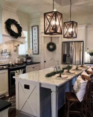 Cool Farmhouse Kitchen Color Design Ideas15