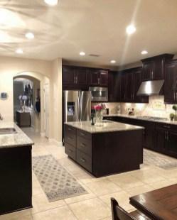 Cool Farmhouse Kitchen Color Design Ideas19