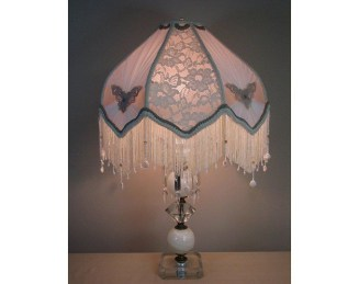 Cool Victorian Lamp Shades Ideas For Bedroom19
