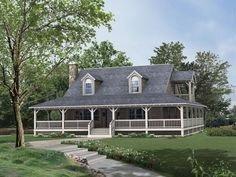 Creative Farmhouse House Plans Ideas With Wrap Around Porch06