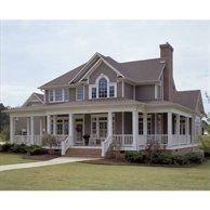 Creative Farmhouse House Plans Ideas With Wrap Around Porch38