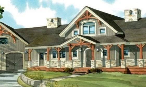 Creative Farmhouse House Plans Ideas With Wrap Around Porch42