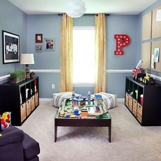 Creative Small Playroom Ideas For Kids01