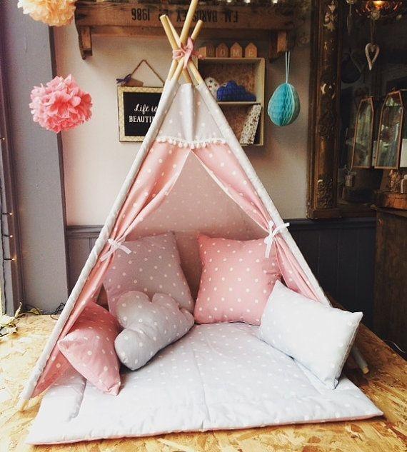 Creative Small Playroom Ideas For Kids04