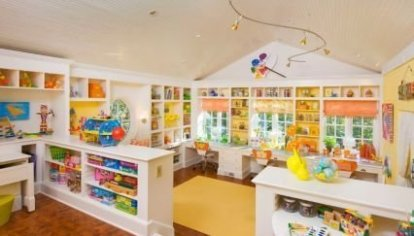Creative Small Playroom Ideas For Kids05